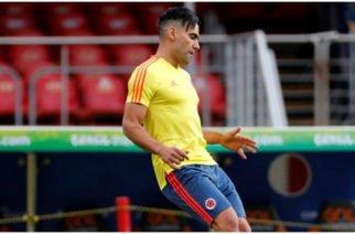 Falcao no jugará contra Paraguay debido a una dolencia en uno de sus muslos