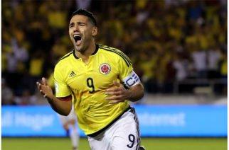 Falcao sumó los 34 goles con la Selección Colombia