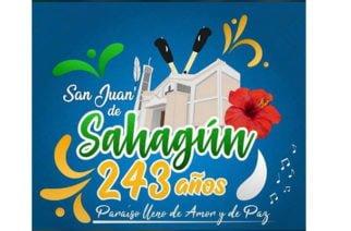 ¡Felicidades! San Juan de Sahagún arriba hoy a su Nº 243 aniversario