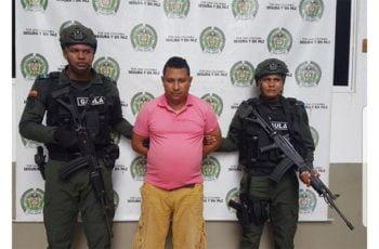 Gaula de la Policía capturó a un cabecilla financiero del Clan del Golfo