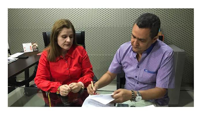 Gobernadora de Córdoba designó gerente (e) del Hospital San Diego de Cereté