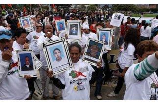 Gobierno rindió homenaje a las víctimas de terrorismo en Colombia