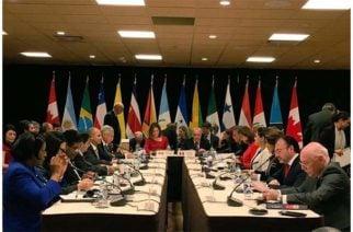 Grupo de Lima rechazó llamado de Nicolás Maduro a elecciones parlamentarias