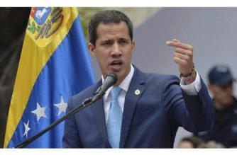 Guaidó pide al gobierno colombiano investigar presunta corrupción por parte de sus colaboradores