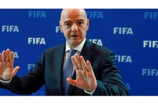 ¡Hasta 2023! Fifa renovó la presidencia del suizo Gianni Infantino