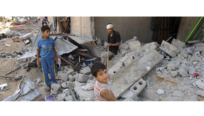 Hoy se celebra el Día Internacional de los Niños Inocentes Víctimas de Agresión