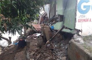 Desbordes del río San Jorge ocasionan destrozos en comercios y casas de Montelíbano