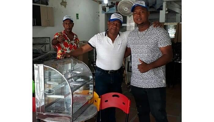 Nausicrate Pérez, candidato a la Alcaldía de Cartagena, le apuesta al emprendimiento juvenil