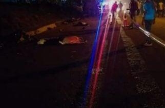 Accidente de tránsito en Momil deja cerca de nueve muertos