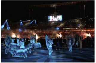 Imágenes: Reviva los mejores momentos de la inauguración de la Copa América Brasil 2019