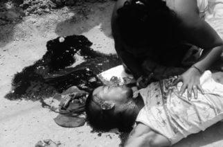 Asesinan de tres disparos en la cabeza  al 'Mocho Cañabera' en La Esperanza