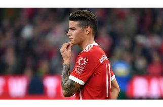 James dirá adiós al Bayern Múnich: Confirman salida del colombiano tras dos temporadas