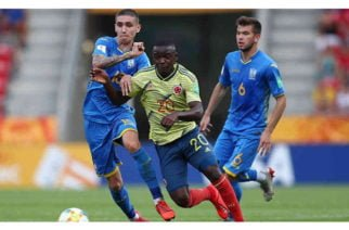 Jhoan Carbonero es el sustituto de Muriel en la Selección Colombia