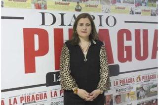 La gobernadora Sandra Devia en La Piragua