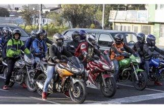 Más de la mitad del Parque automotor en Colombia está conformado por motos