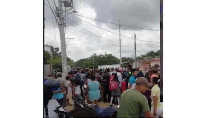 Menor venezolana fue atropellada por volco en Sahagún
