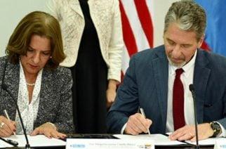 Colombia firmó convenio con EE.UU sobre gestión de activos incautados