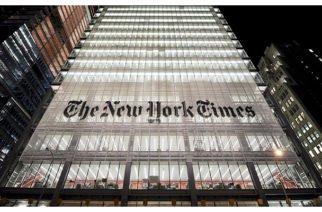 """New York Times rechaza acusaciones de Trump de """"traición"""" y arremetida contra sus periodistas"""