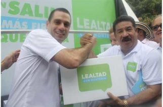 """""""Esta es la única candidatura en la historia democrática de Montería que la han avalado por firmas"""": Salín Ghisays"""