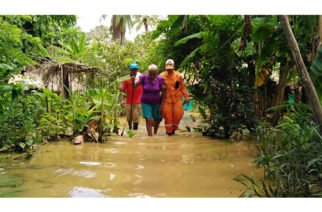 Por desbordamiento en los ríos Sinú y San Jorge Córdoba se declara en calamidad pública
