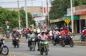 Por desfiles del reinado queda prohibida la circulación de motos viernes y sábado de feria