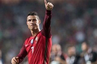 Portugal obtuvo su pase a la UEFA Nations League tras derrotar 3-1 a Suiza