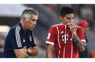 Real Madrid habría aceptado las condiciones de traspaso de James hacia el Napoli