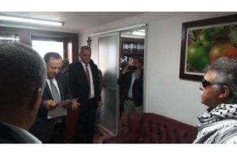 """Duque afirma que posesión de Santrich en el Congreso """"indigna al país"""""""