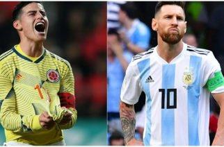 Tras 12 años sin ganarle ¿Romperá Colombia hoy su mala racha ante Argentina?