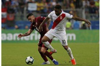 Un Catar de lujo empató ante Paraguay en el terreno del Maracaná con marcador 2-2