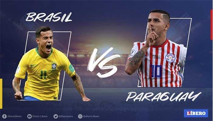 ¡Arrancan los cuartos de final! Brasil y Paraguay se debaten hoy el pase a semifinales