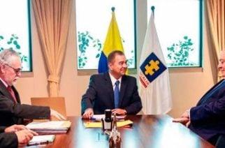 Fiscalía de Colombia recibe recaudos del equipo de Guaidó para investigar presunta corrupción