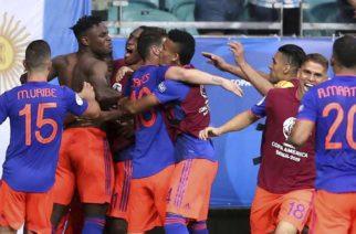 La mala racha ante Argentina ya es historia: Colombia se impuso con un 2-0 en el marcador