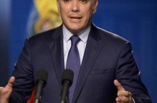 Presidente Duque indicó que  harán todos los esfuerzos para encontrar a los culpables  de la muerte de María del Pilar