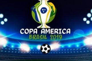 ¡Empieza la fiesta! Hoy inicia la Copa América 2019