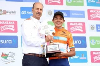 Cundinamarqués Fabio Duarte se corona campeón de la Vuelta a Colombia 2019