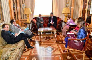 Gobierno sigue clamando respaldo a la comunidad internacional para enfrentar desafío migratorio
