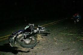 Joven perdió el control de su moto y murió estrellado en Montelíbano
