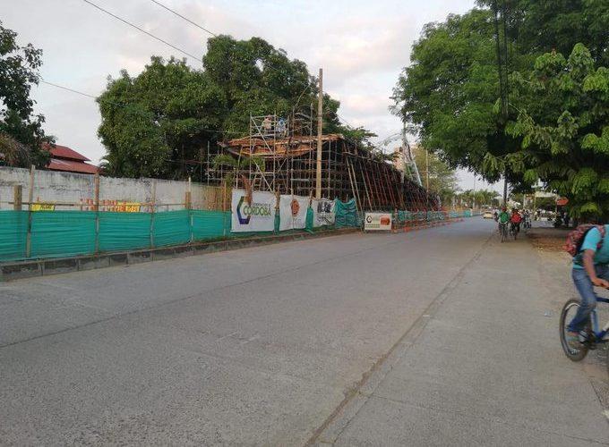 Tome precauciones: Desde mañana cierran la Circunvalar por construcción del Puente del Asilo