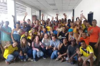 Deportan a 59 colombianos presos por el gobierno de Nicolás Maduro desde 2016