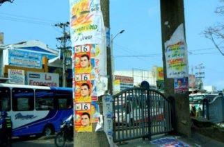 ¡Candidatos entérense! En Montería regulan la propaganda para la campaña electoral