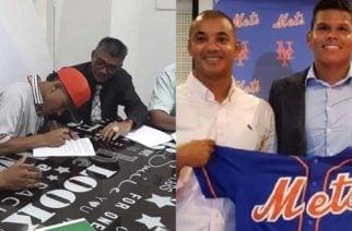 ¡Con sello sinuano! Dos beisbolistas monterianos firmaron con las grandes ligas