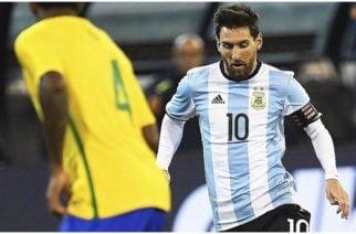 'Clásico sudamericano': Argentina y Brasil se enfrentan hoy por un cupo en la final de la Copa América