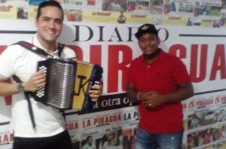 Alex Martínez sigue realzándose en la palestra vallenata con su tema promocional 'Amantes'