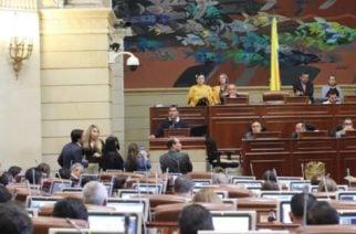 Cuatro funcionarios de la UTL de Santrich presentaron su renuncia ante la Cámara
