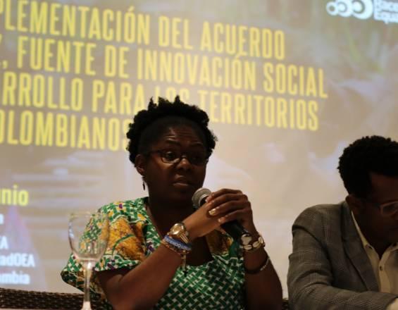Gobierno firmó pacto por la Garantía de los Derechos de las Lideresas y Defensoras de Derechos Humanos