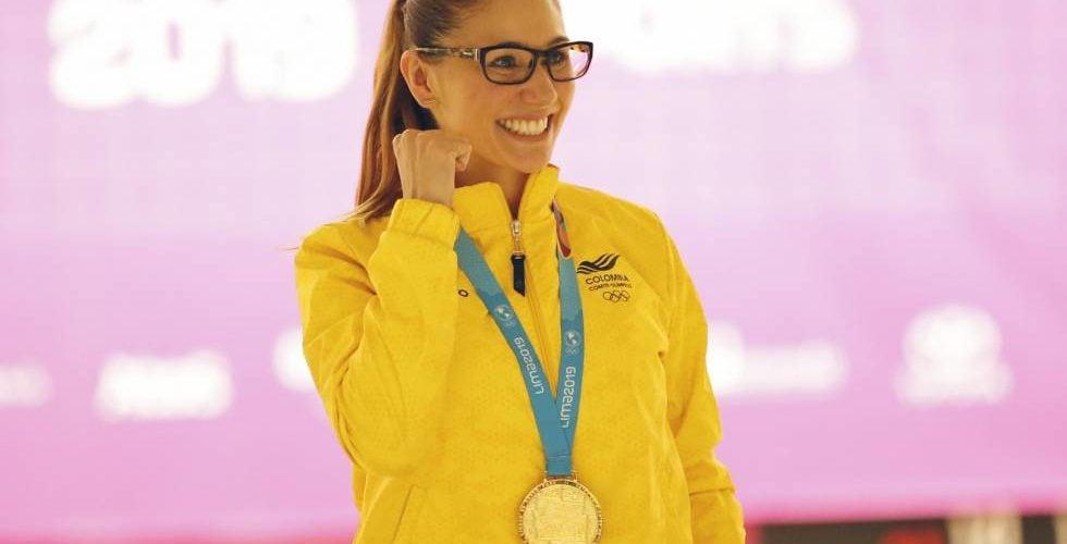 Colombia sumó otro oro en los Panamericanos en la disciplina bowling individual femenino