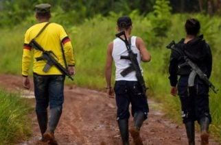 Andrés Chica señala a miembros de 'Los Caparros' y disidentes de la Farc como los responsables de las muertes en Uré