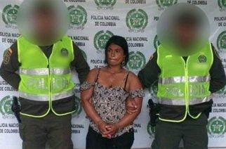 A alias `La Médica´ se le acabó el turno, la enfermera del Clan del Golfo fue capturada en Puerto Libertador