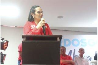 """Arleth Casado sobre candidato a la gobernación: """"Buscamos una persona que una  a los cordobeses, no que divida los espacios políticos"""""""